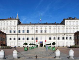 visitare il palazzo reale di torino